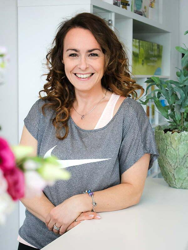 Afslankcoach Barbara van der Meer van In Shape Afslankstudio Helmond Brandevoort