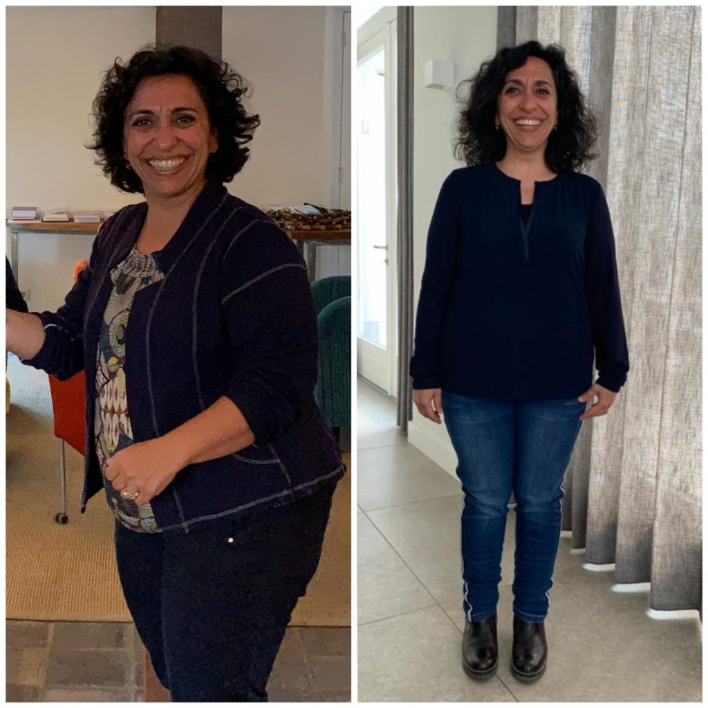 Ervaringen Slinc. dieet Francesca